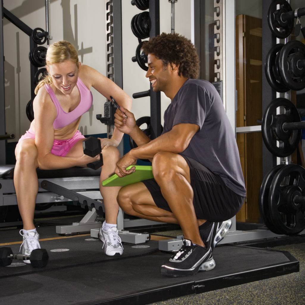 The cost of a personal trainer livestrong xflitez Gallery