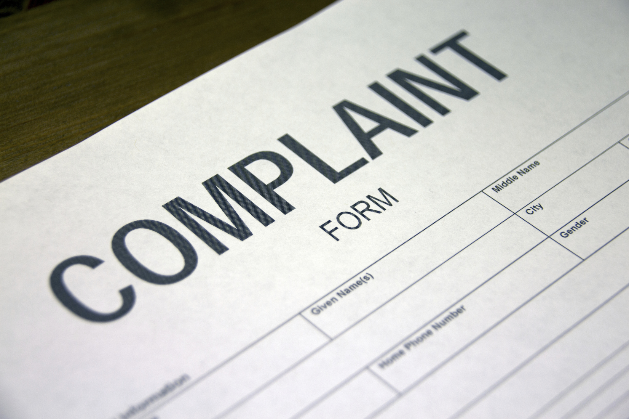 How to File an EEOC Complaint While Working for the Employer