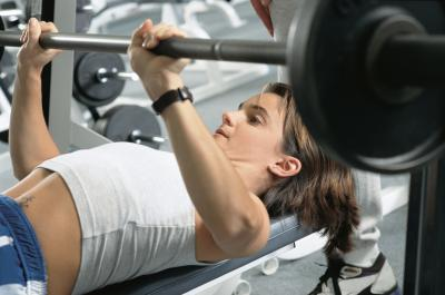 How Much Can the Average Female Bench Press? | Healthy Living