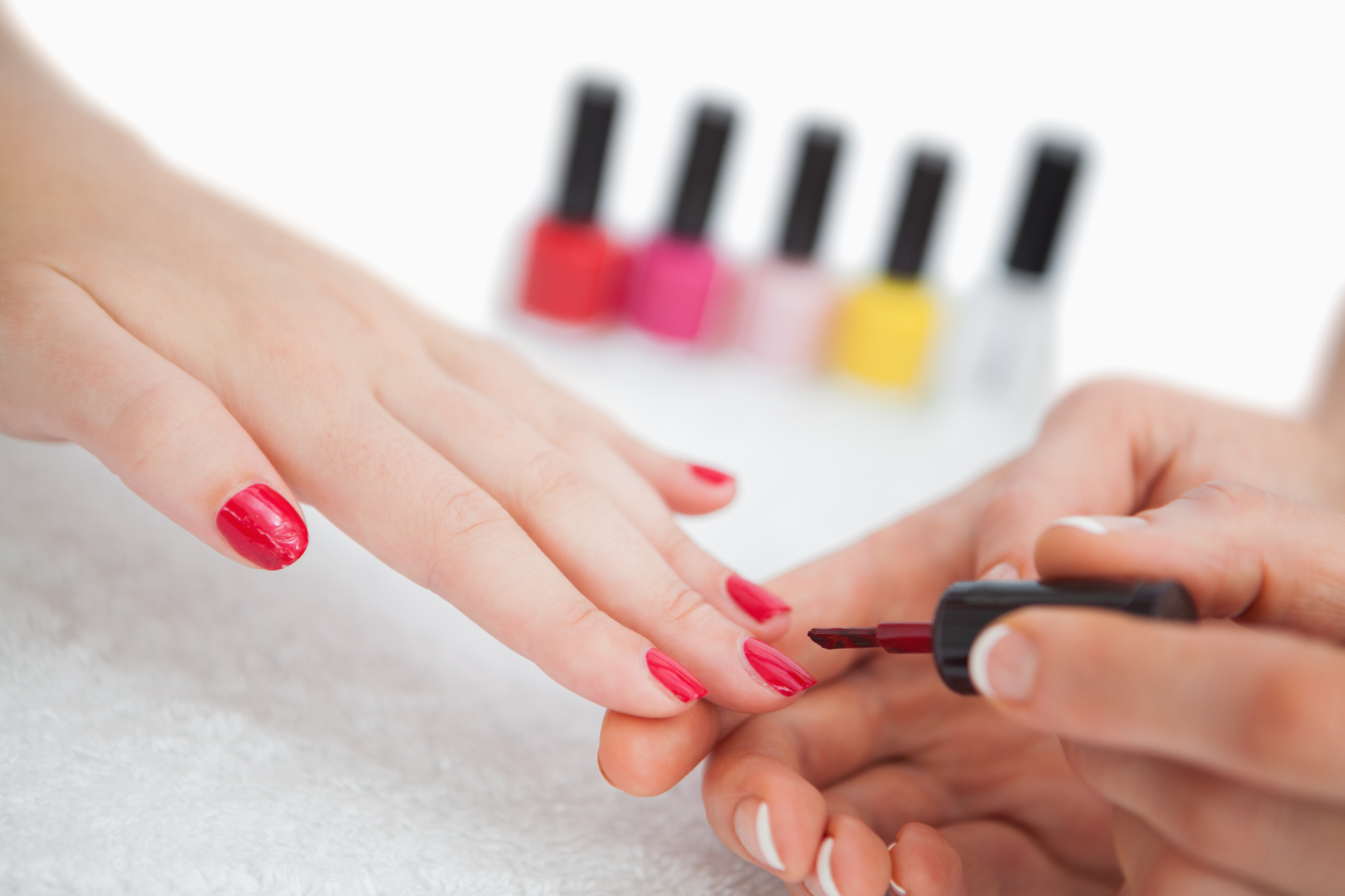 Changes in Nail Beds & Magnesium | LIVESTRONG.COM