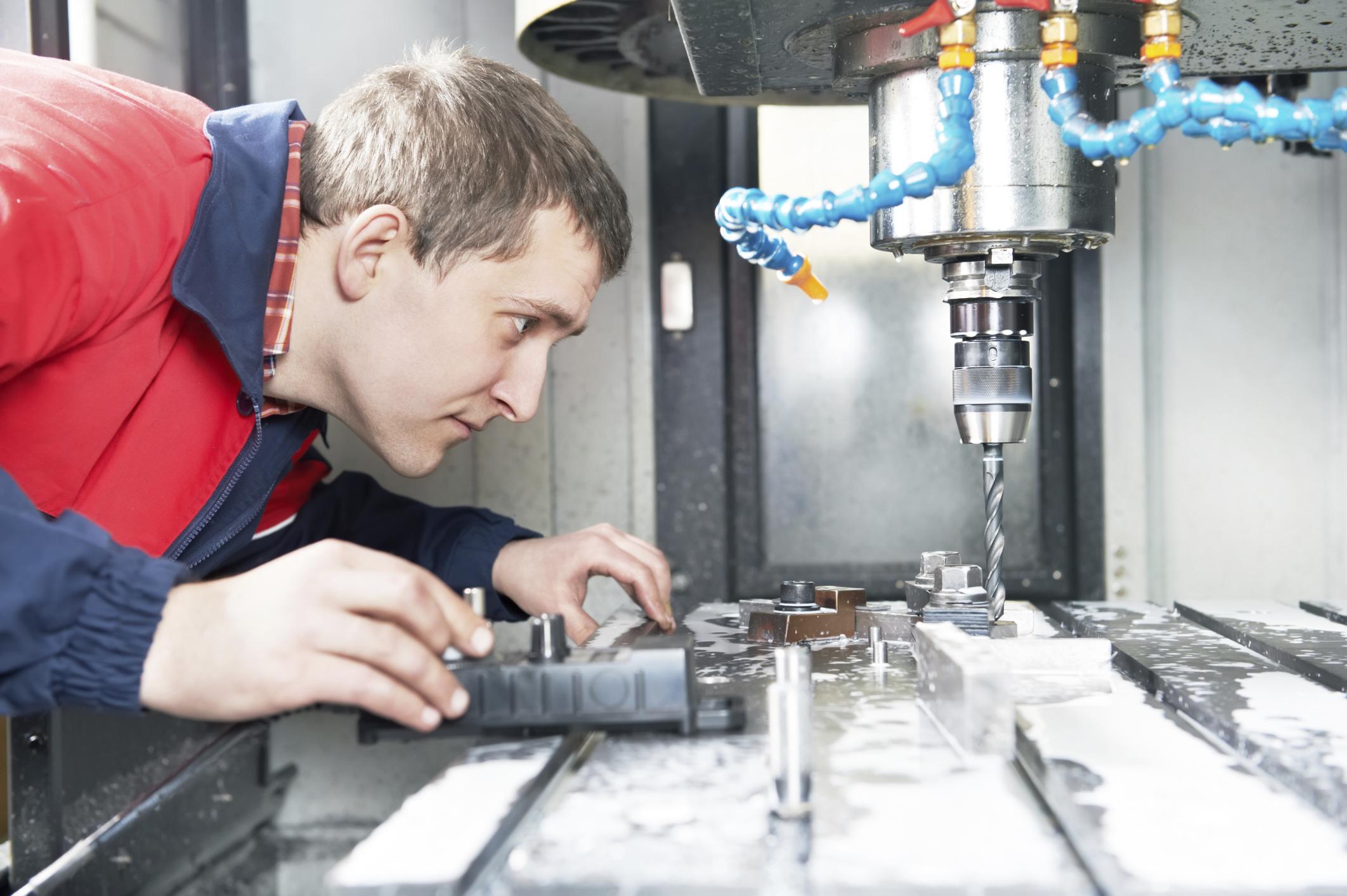 Lathe Operator Job Description | Career Trend