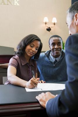 Broker or bank loan
