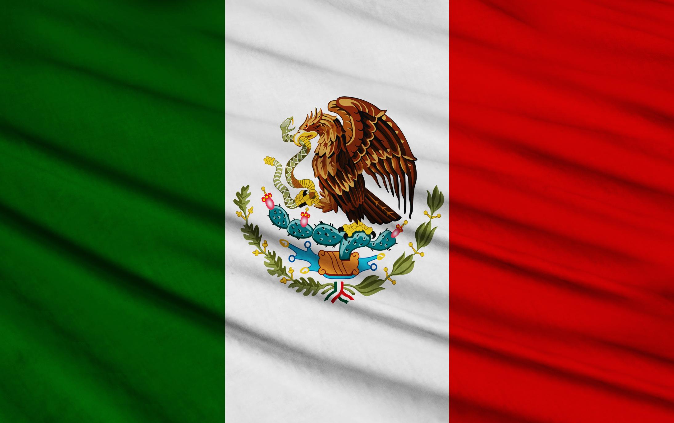 Qué significan los colores de la bandera mexicana? |
