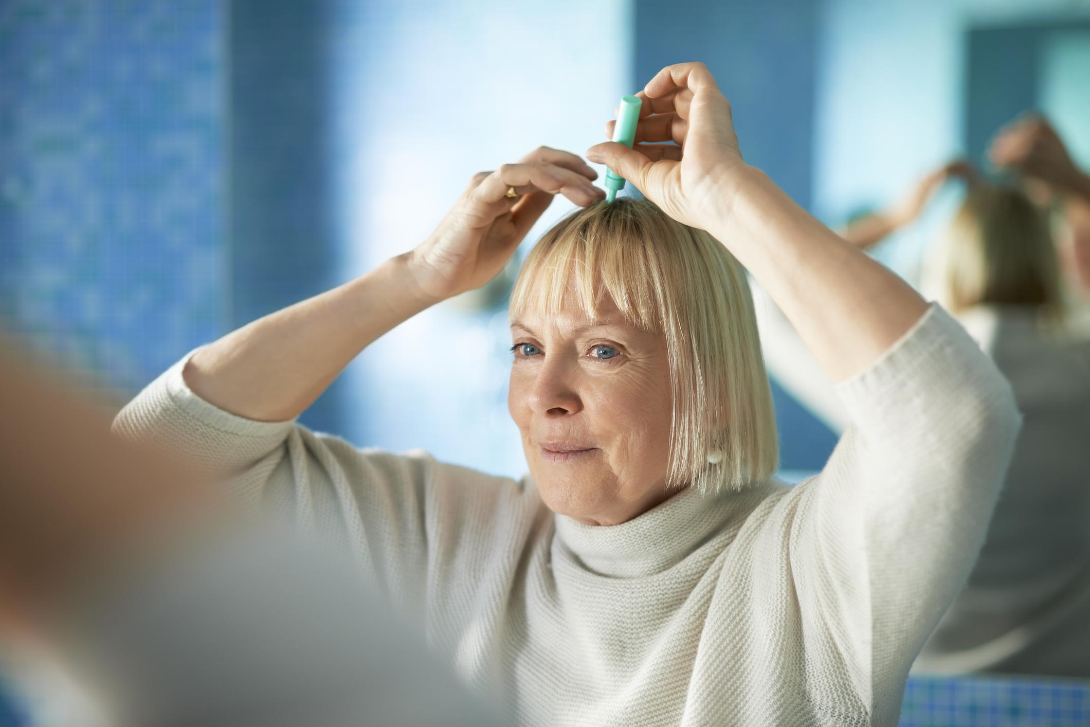 Dangers Of Rogaine For Women Livestrong