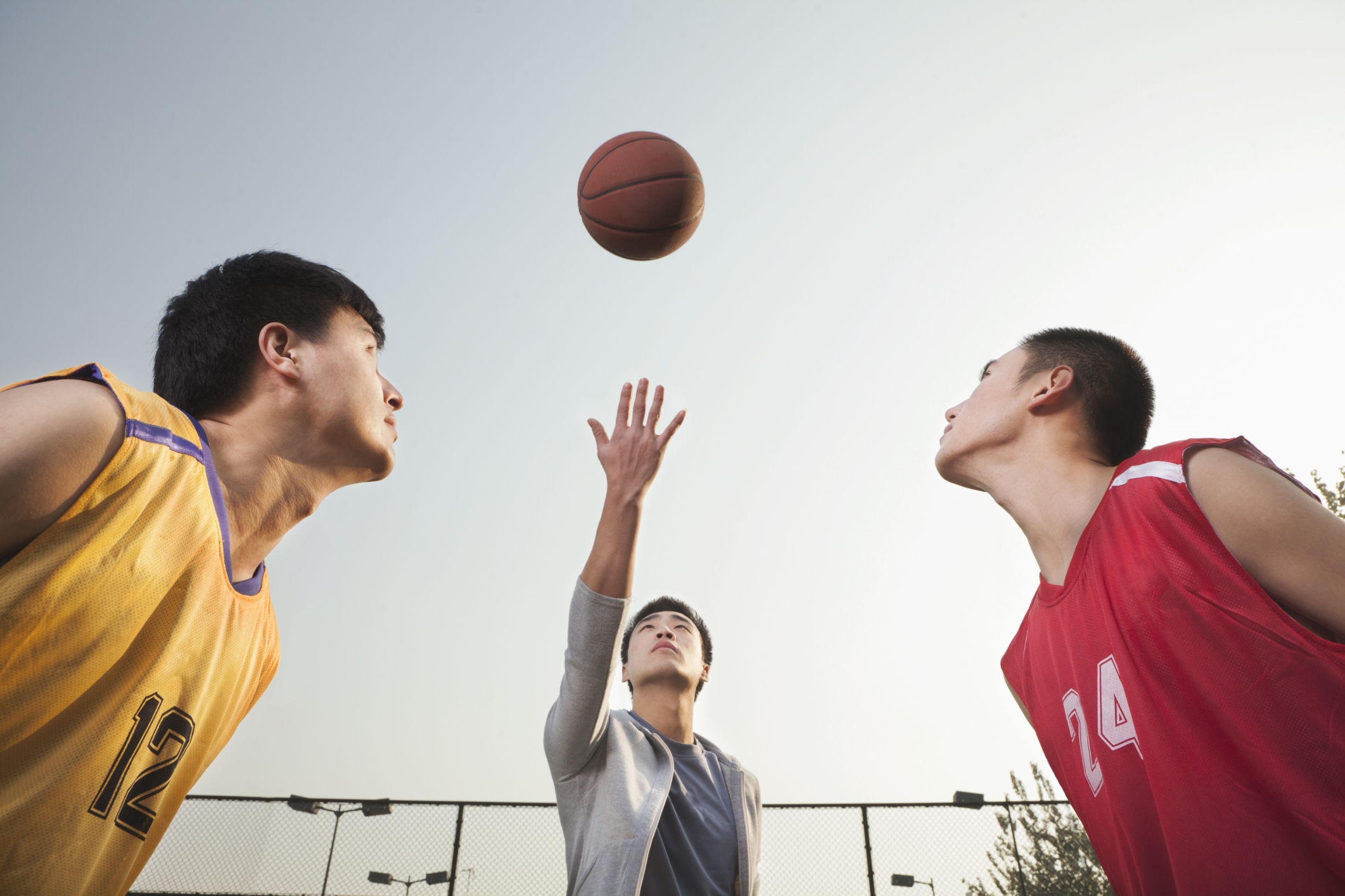 How to Get in Good Basketball Shape pics