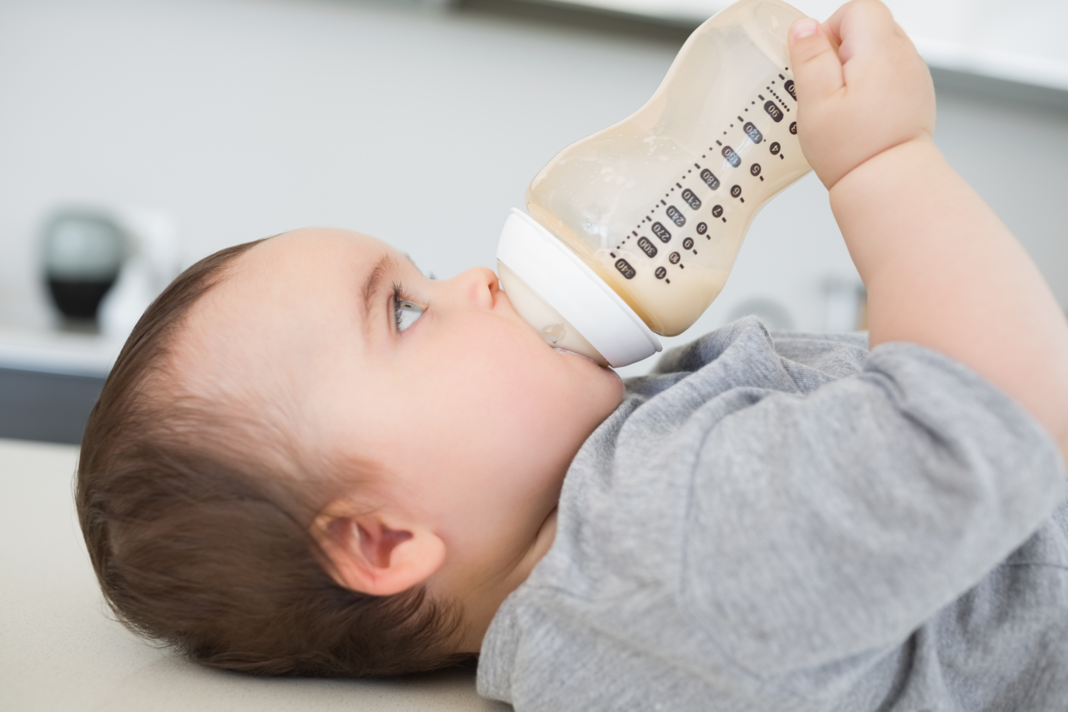 Making Baby Formula With Room Temperature Water