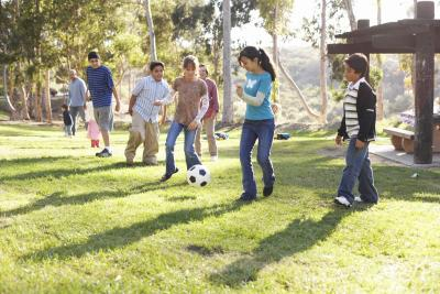 Outdoor Teen Party Games 47
