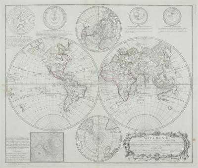 map projections types