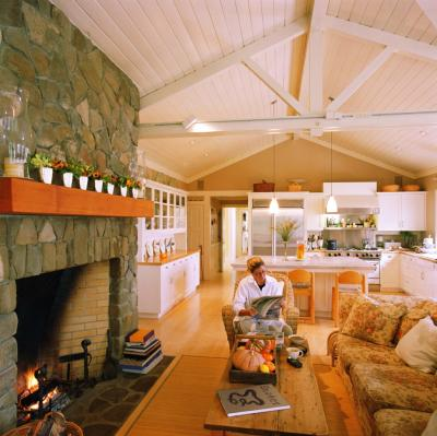 How to decorate your great room like a mountain home home guides sf gate