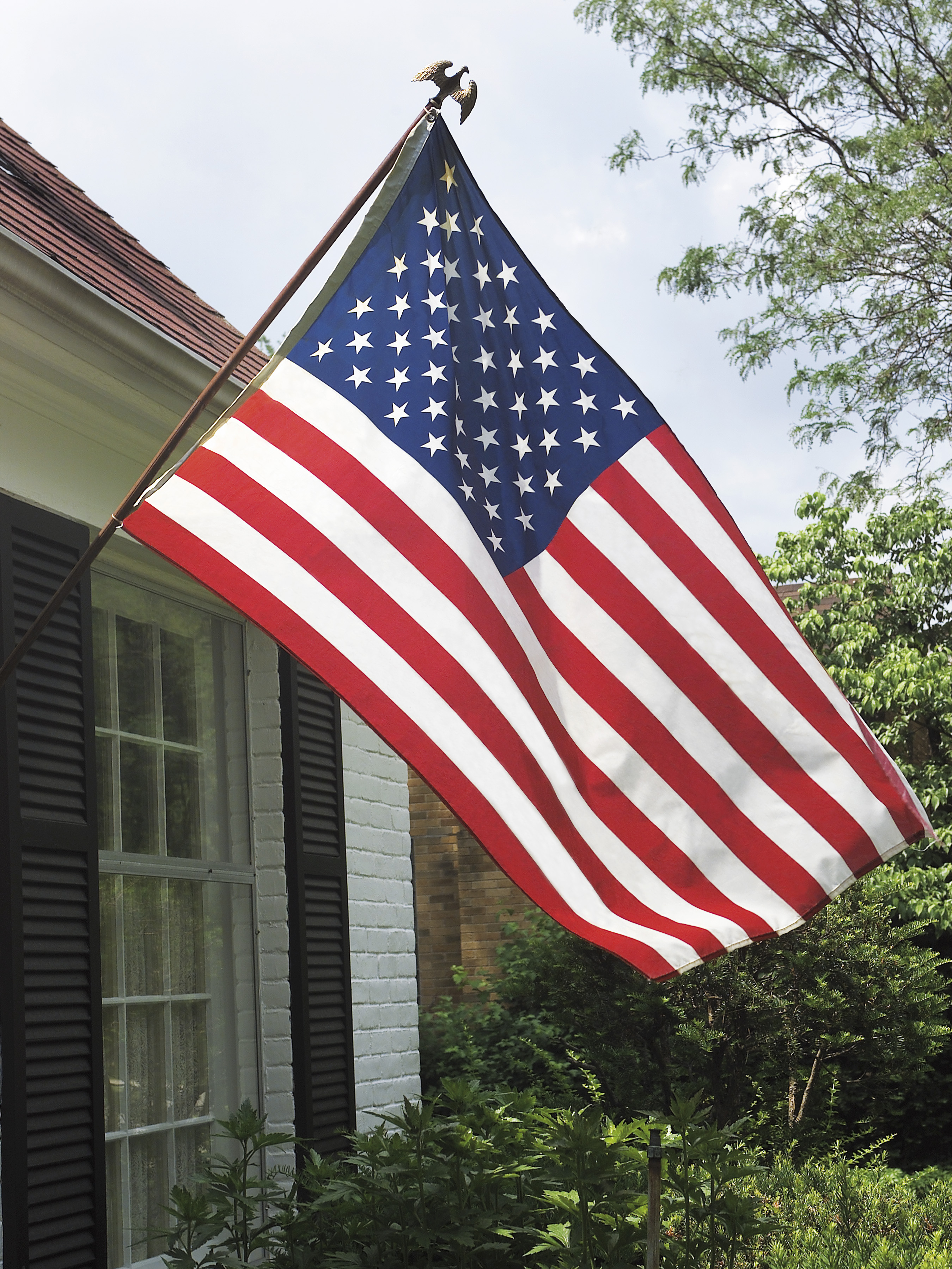 Us flag etiquette in the rain synonym for Flag etiquette at home