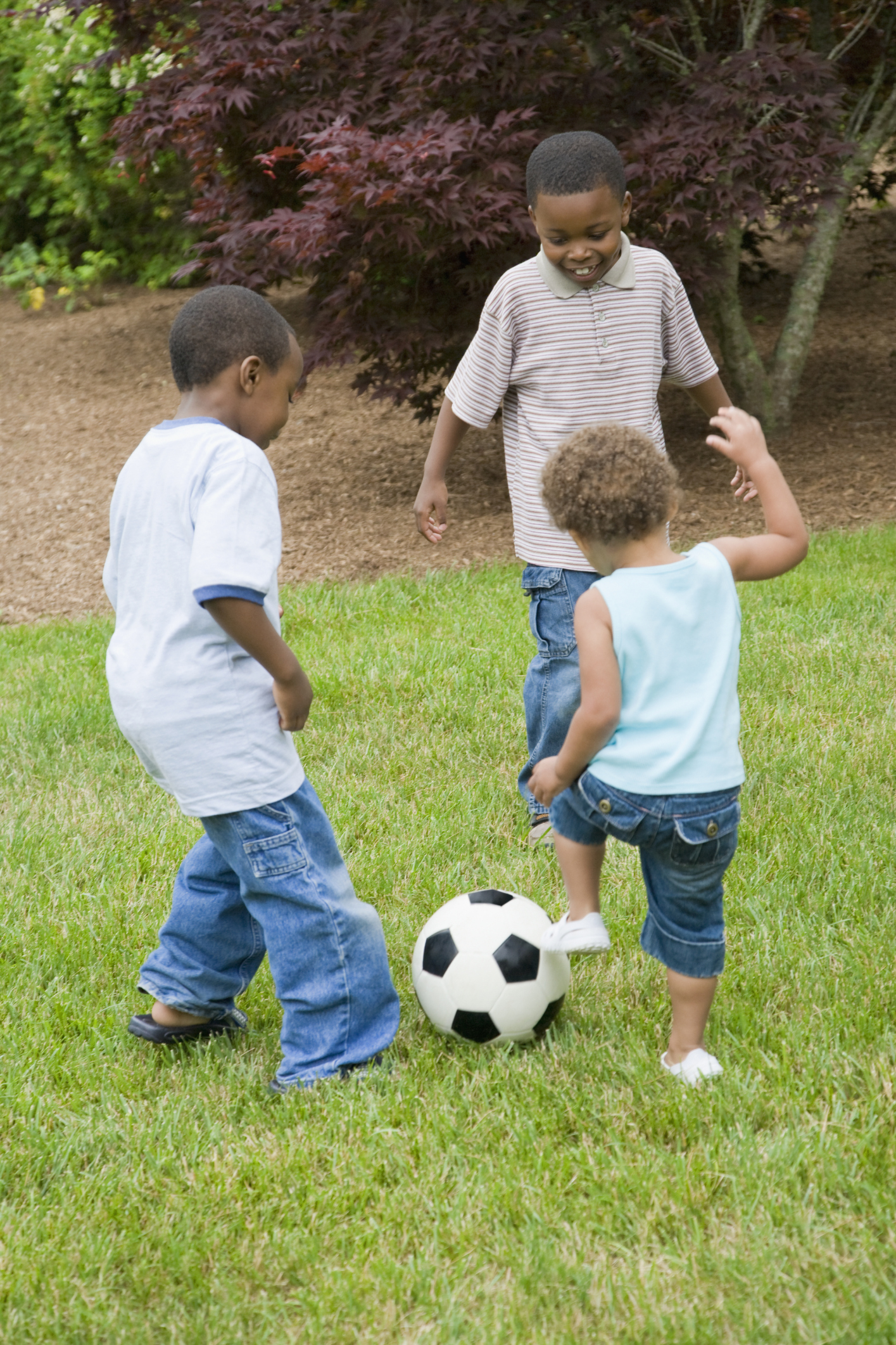 kicking games for kids livestrong com