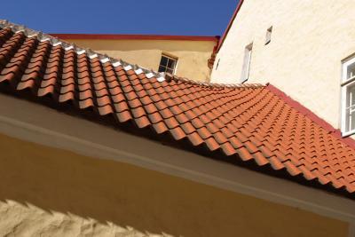 Como calcular material para telhado colonial