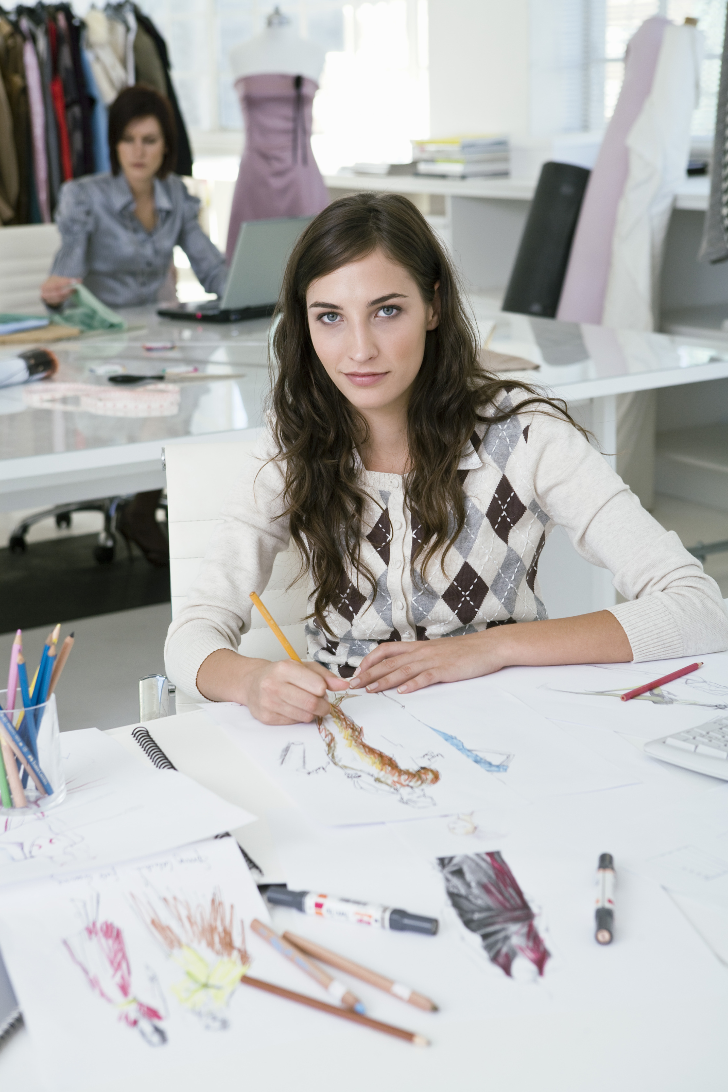 How Much Do Clothing Designers Make Work Chron Com