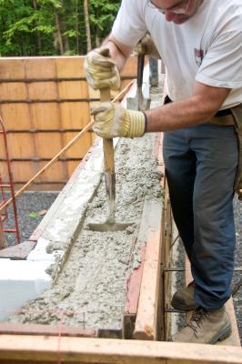 Especificaciones de mezcla de concreto hecho a mano ehow - Como mezclar cemento ...