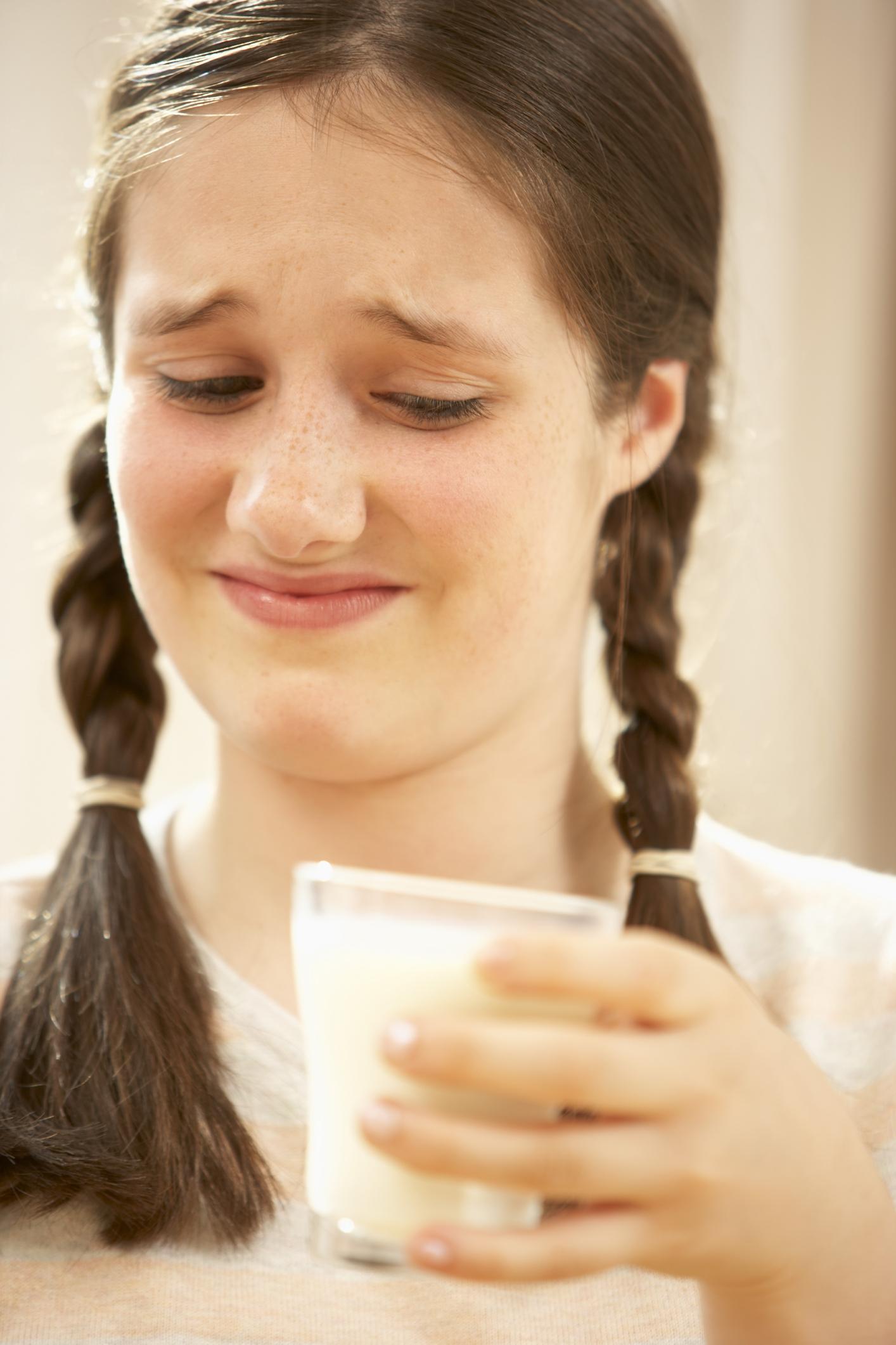 Excessive milk consumption adult