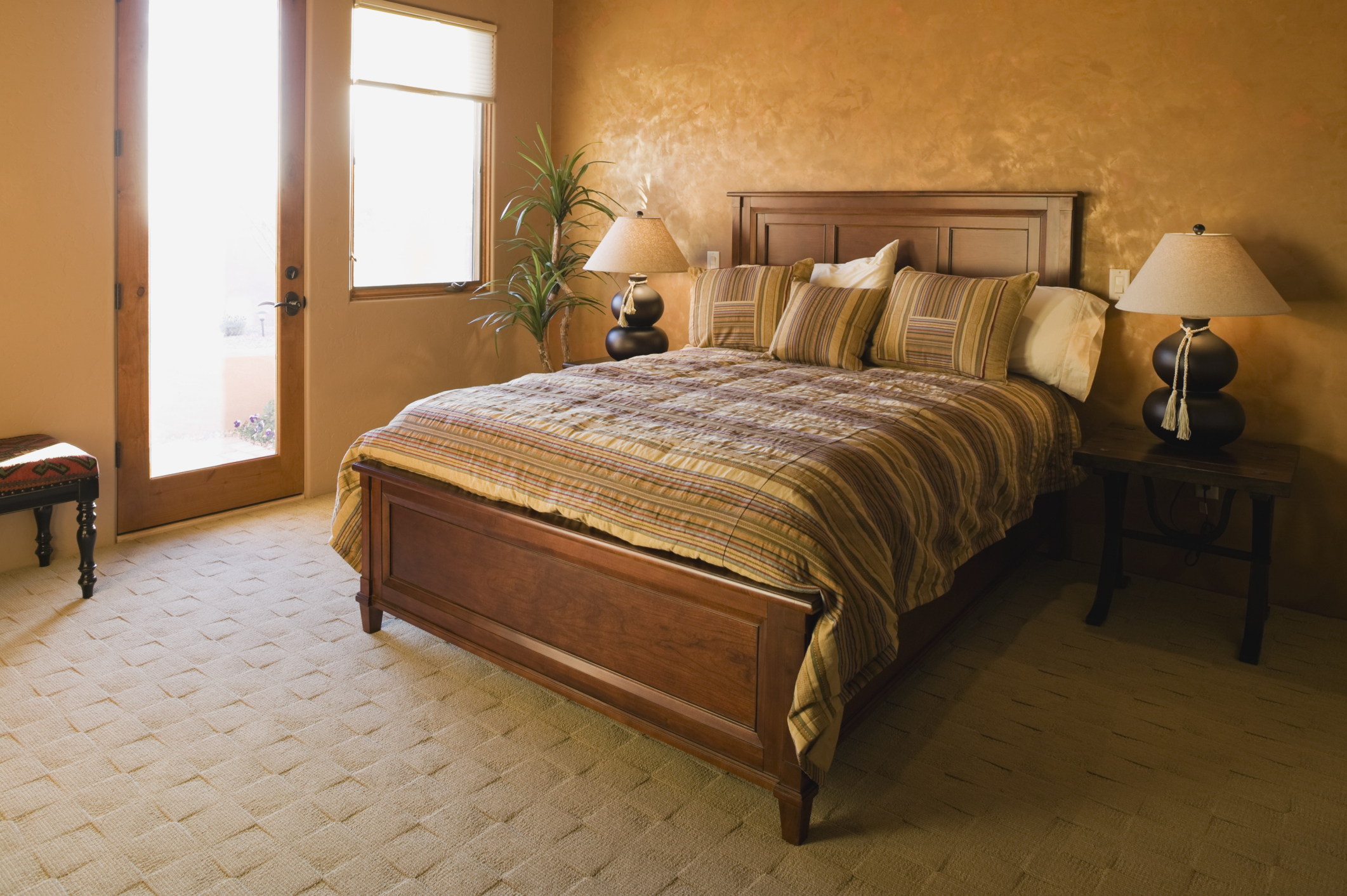 Elementos de una cama |