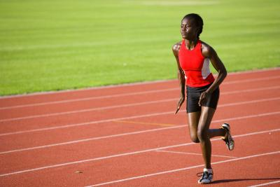 How To Calculate The Distance Around A Running Track By