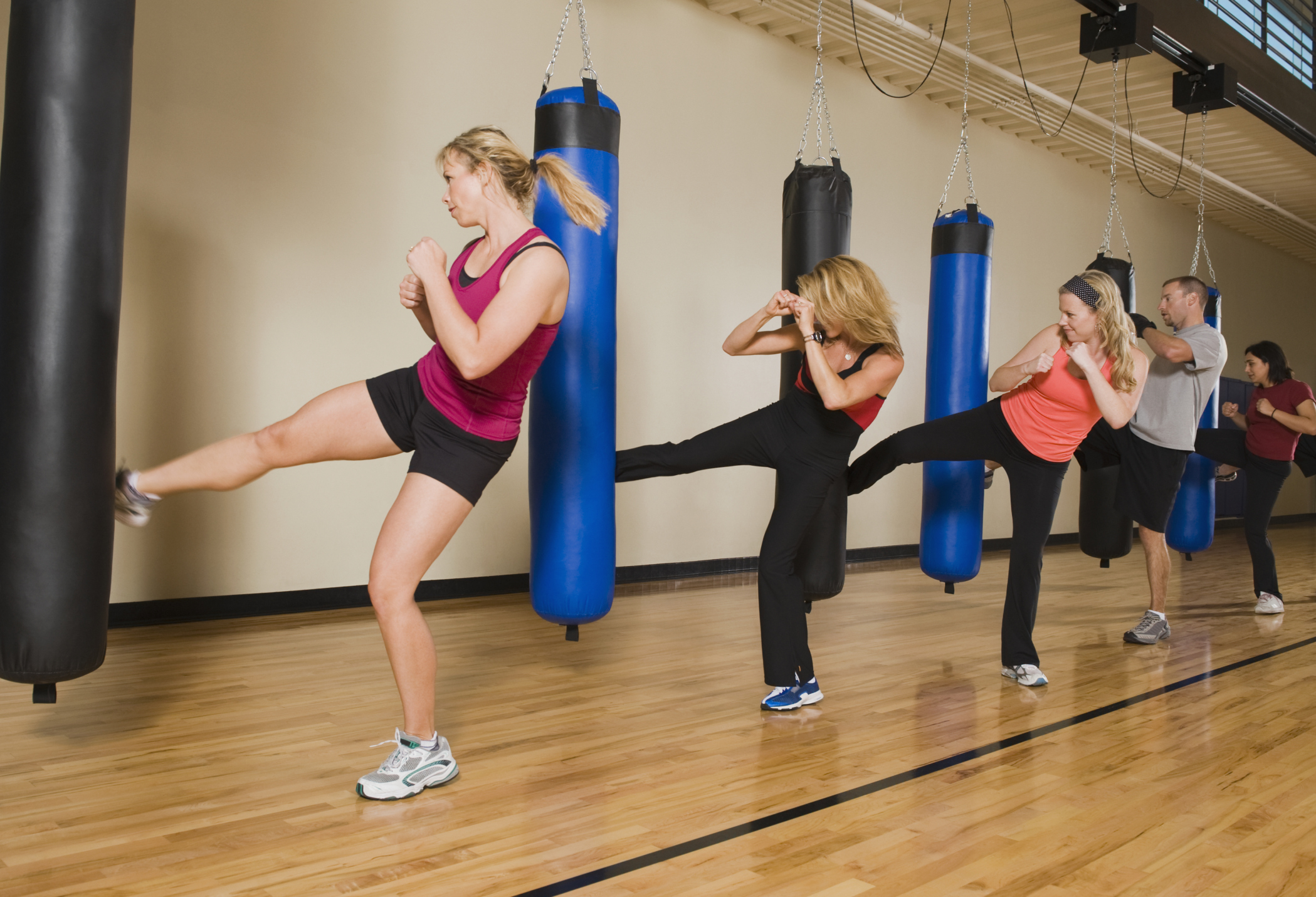 How to become a certified kickboxing instructor livestrong xflitez Images