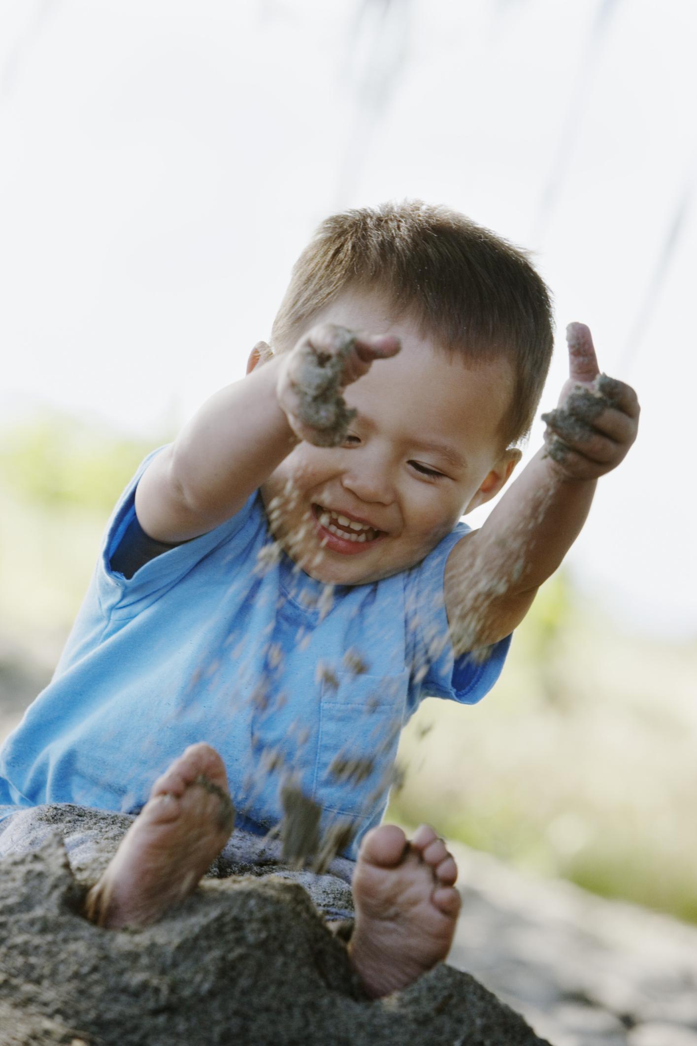 Shaylin Pennestri Hub - early childhood perceptual development