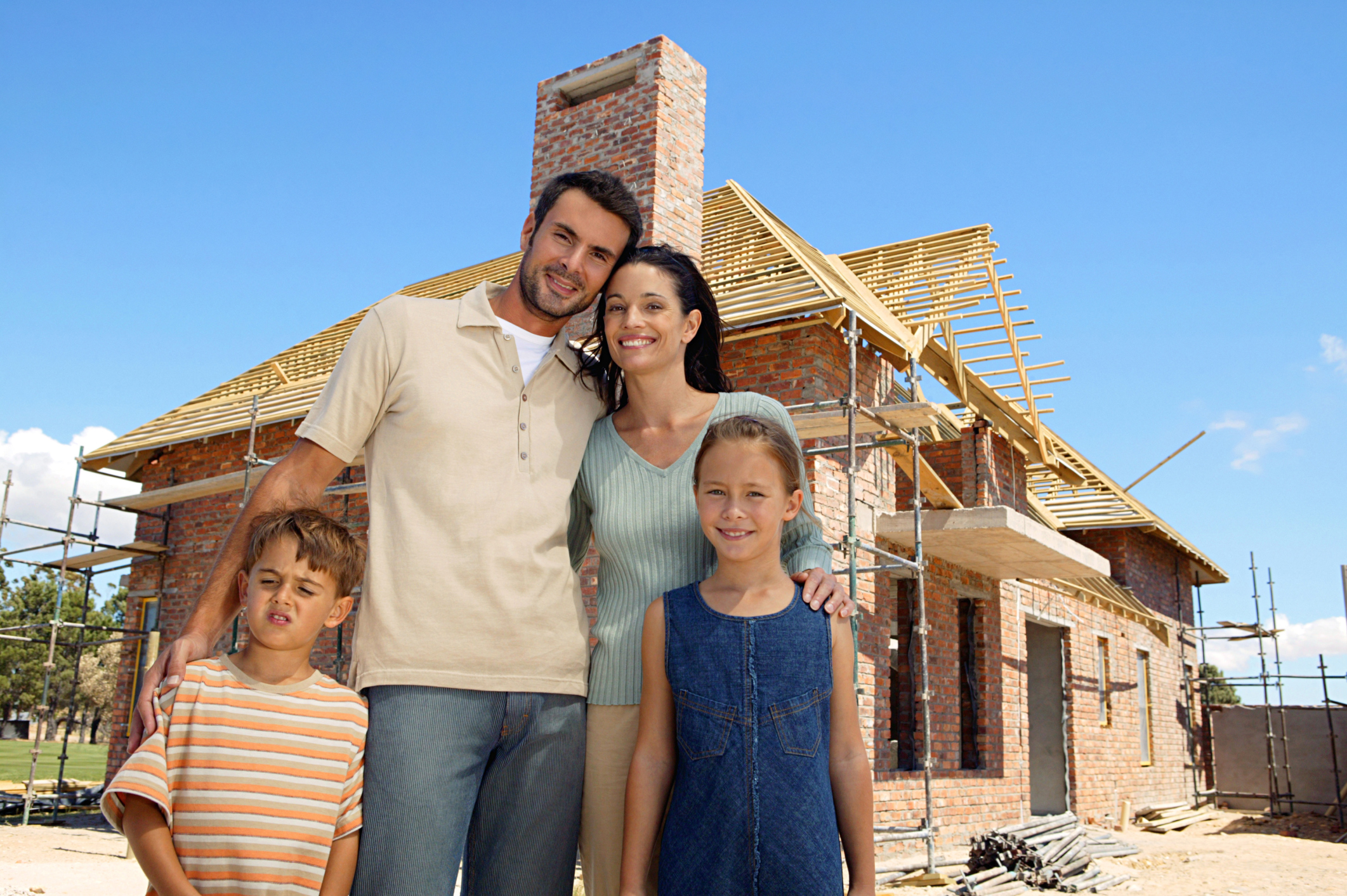 Can you get fha home loans to build homes home guides for How to get a home loan to build a house