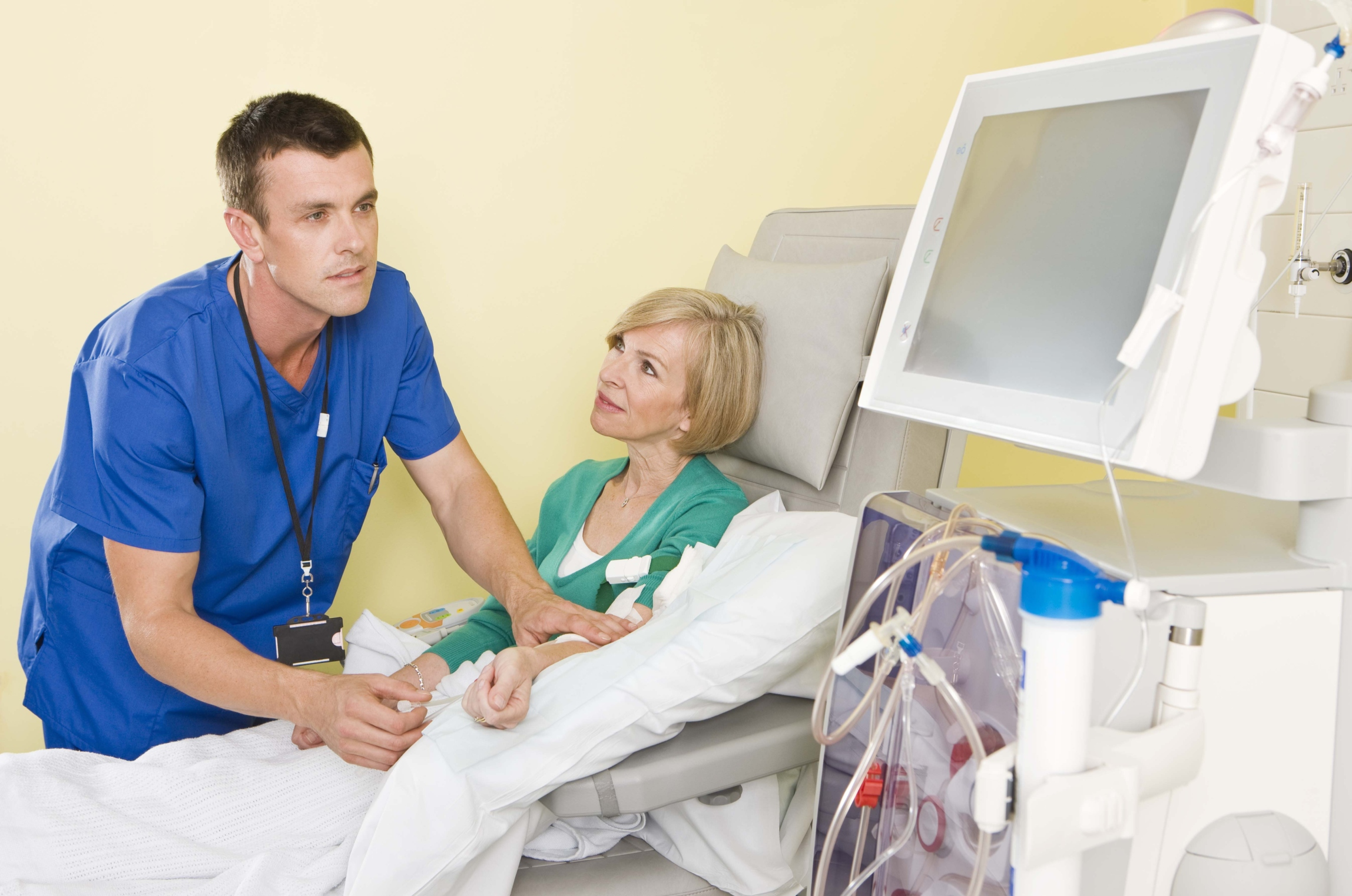 How to Troubleshoot a Dialysis Machine | Healthy Living