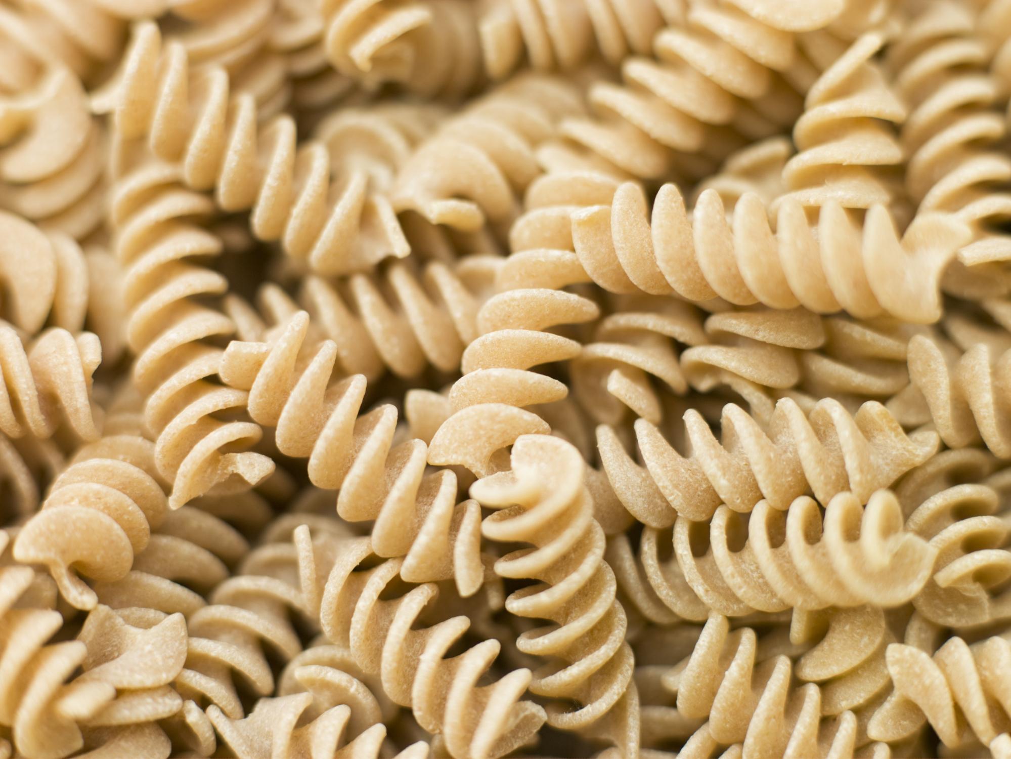 Whole grain pasta: calories, benefits, reviews 100