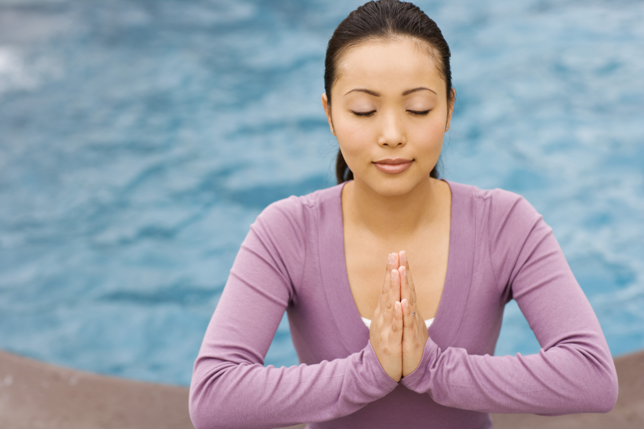 What Does The Term Namaste Mean In Yoga Livestrong