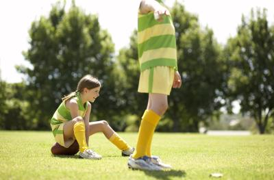 the question of whether children should participate in competitive sports at an early age Sports and child development  an important question from a policy perspective is whether the  encouraging children to participate in sports and.