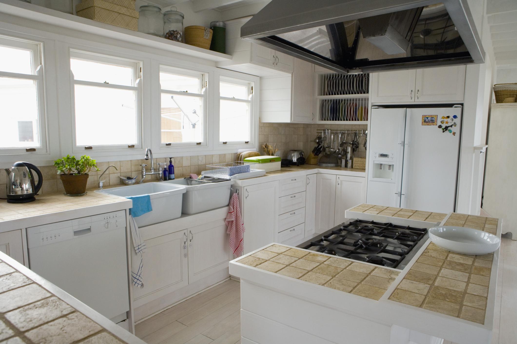 Cambiar azulejos cocina cocina moderna mueble de cocina - Cambiar encimera cocina ...