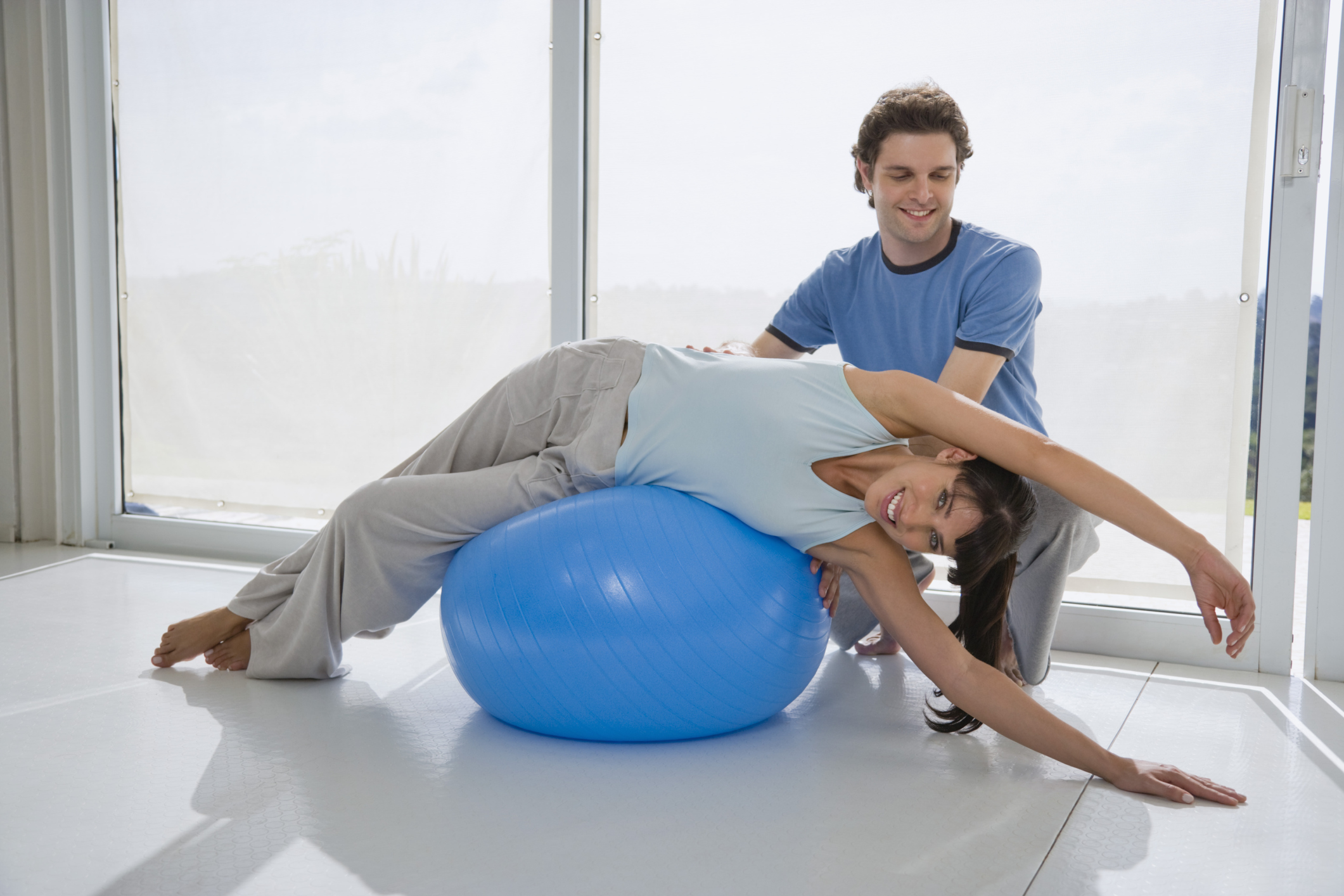 Cerebral palsy physical therapy - Rehabilitation With A Personal Trainer Vs Physical Therapy Livestrong Com