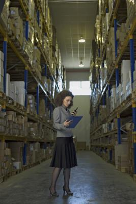 Explain briefly the various techniques of inventory management