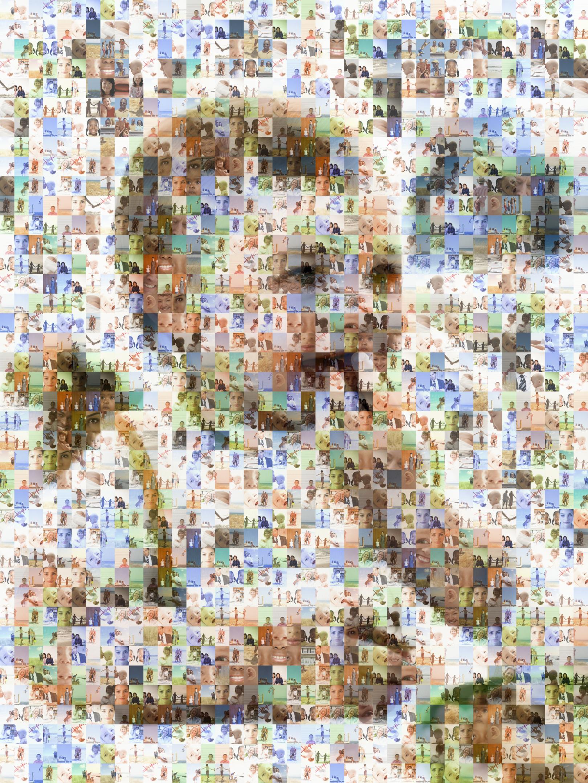 Crear fotos de mosaico 24