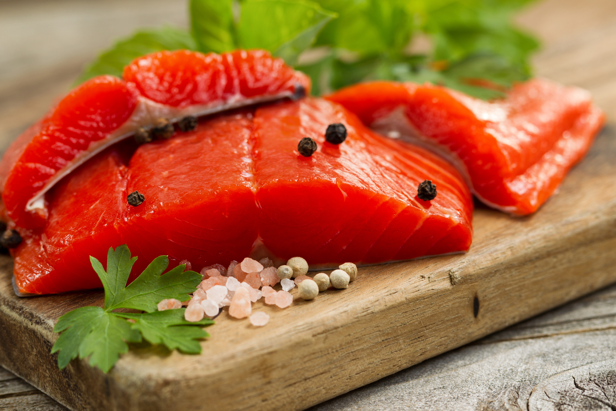 What Are the Benefits of Sockeye Salmon? | LIVESTRONG.COM