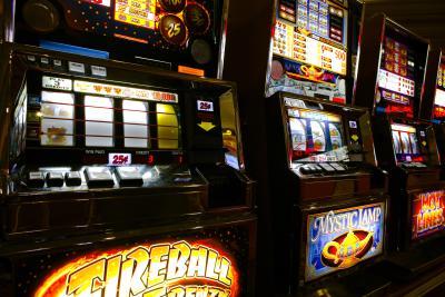 Rivers casino slot odds