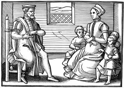 3d. Puritan Life