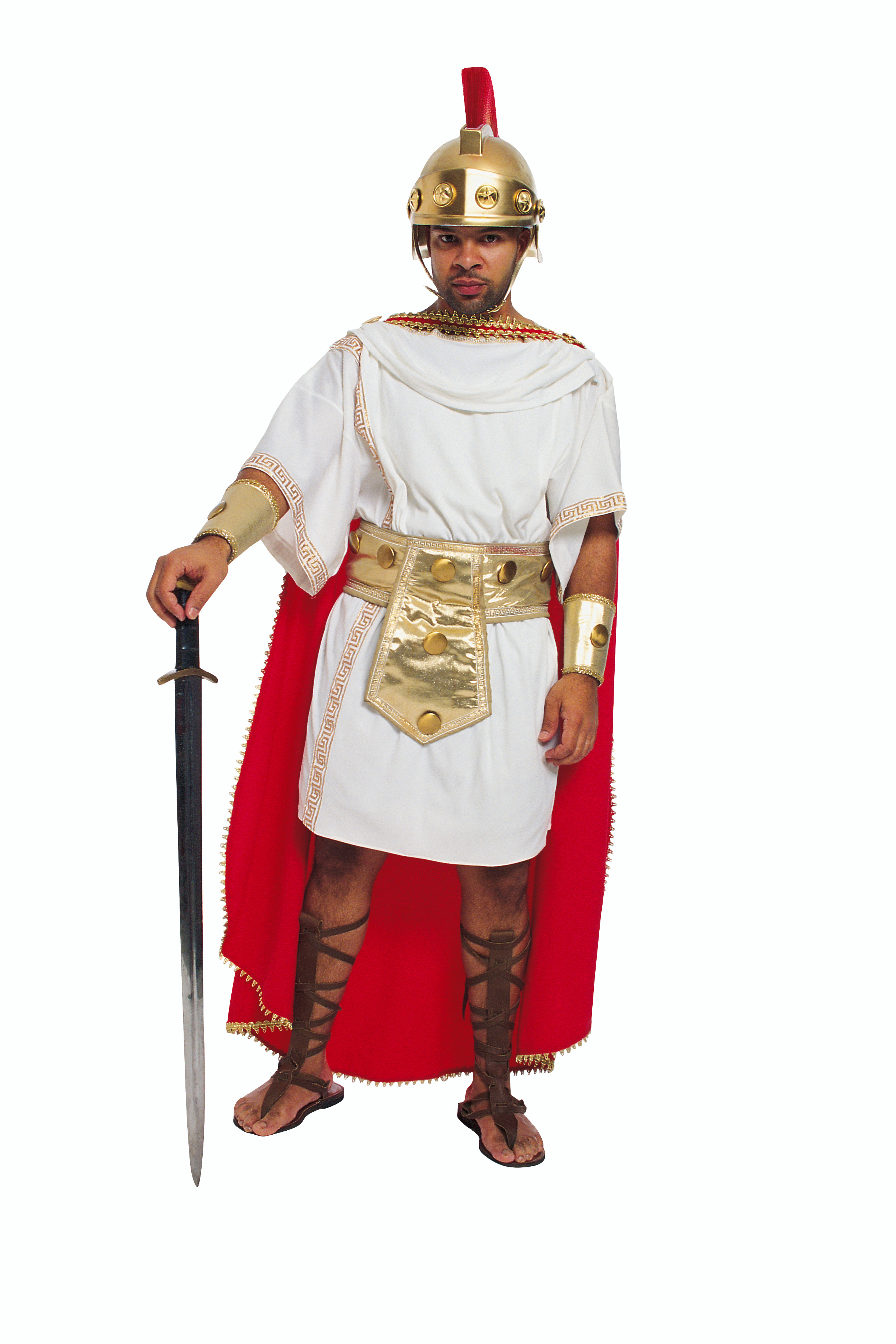 How to Make Roman Soldier Costume