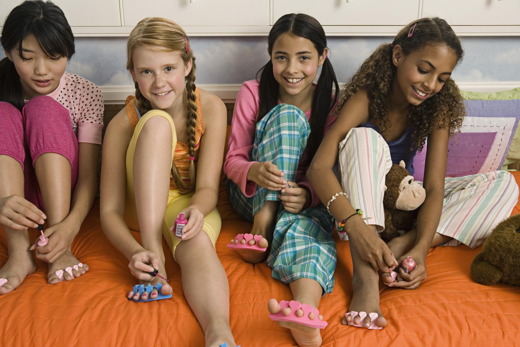 Qué Cosas Hacen Falta Para Una Fiesta De Spa De Chicas De 11