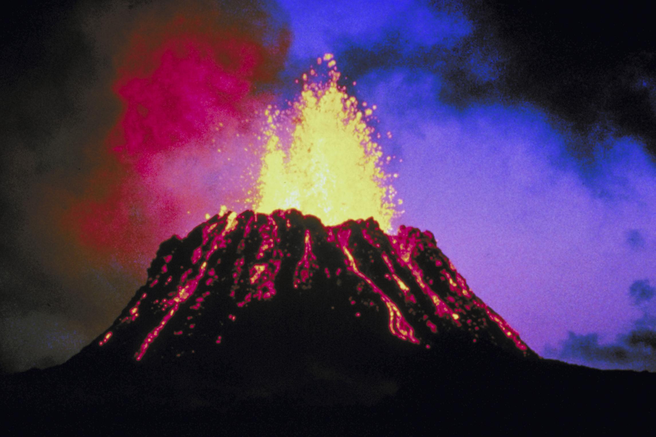 Shield Volcanoes Diagram Plug Dome Volcano 14 23cjpg