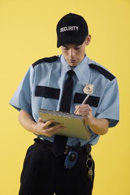 How To Start A Security Guard Company Chron Com