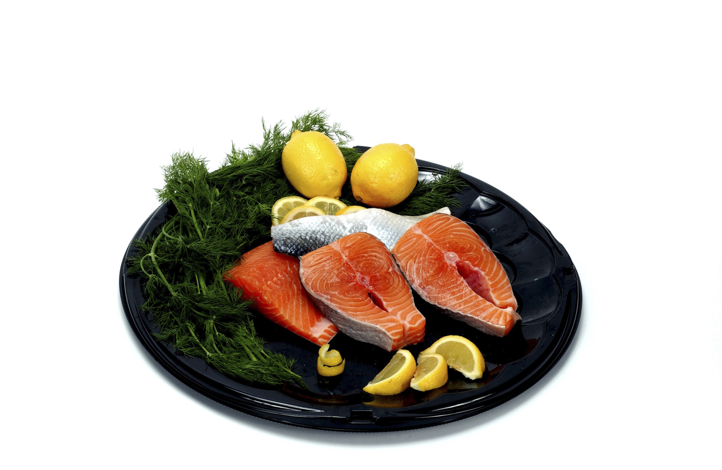 All types of salmon contain unsaturated fats.
