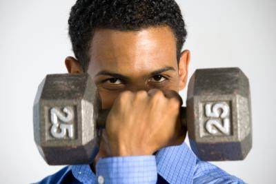 Weight Training Exercises for 15-Year-Olds