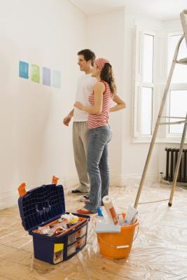 Paint Color Ideas That Make The Room Look Much Bigger