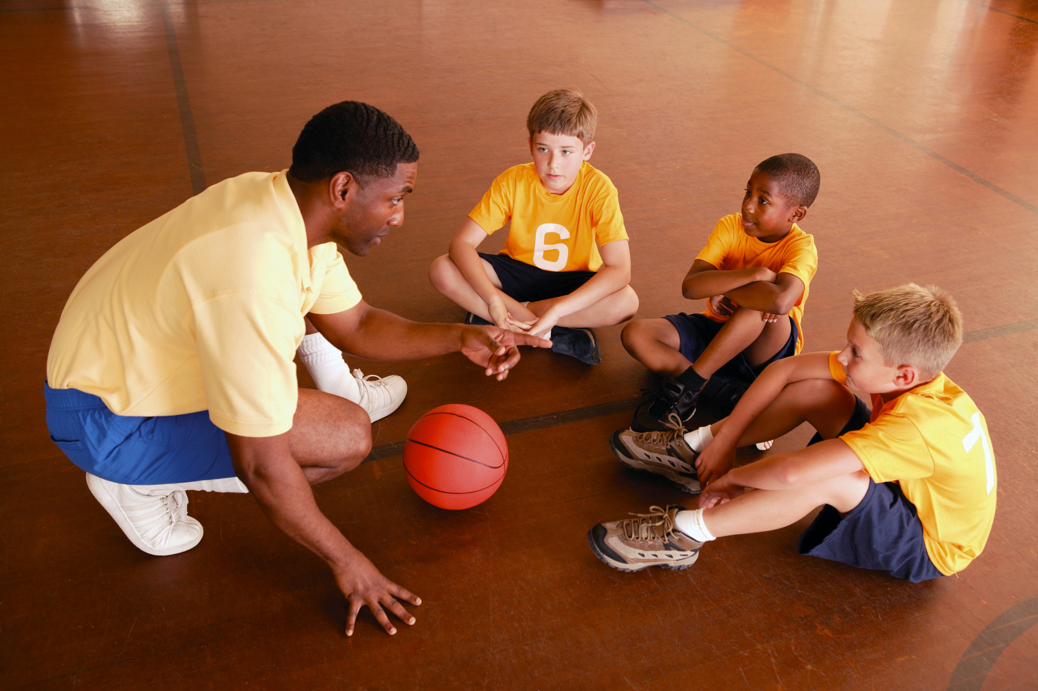 Basketball coaching certification livestrong xflitez Image collections
