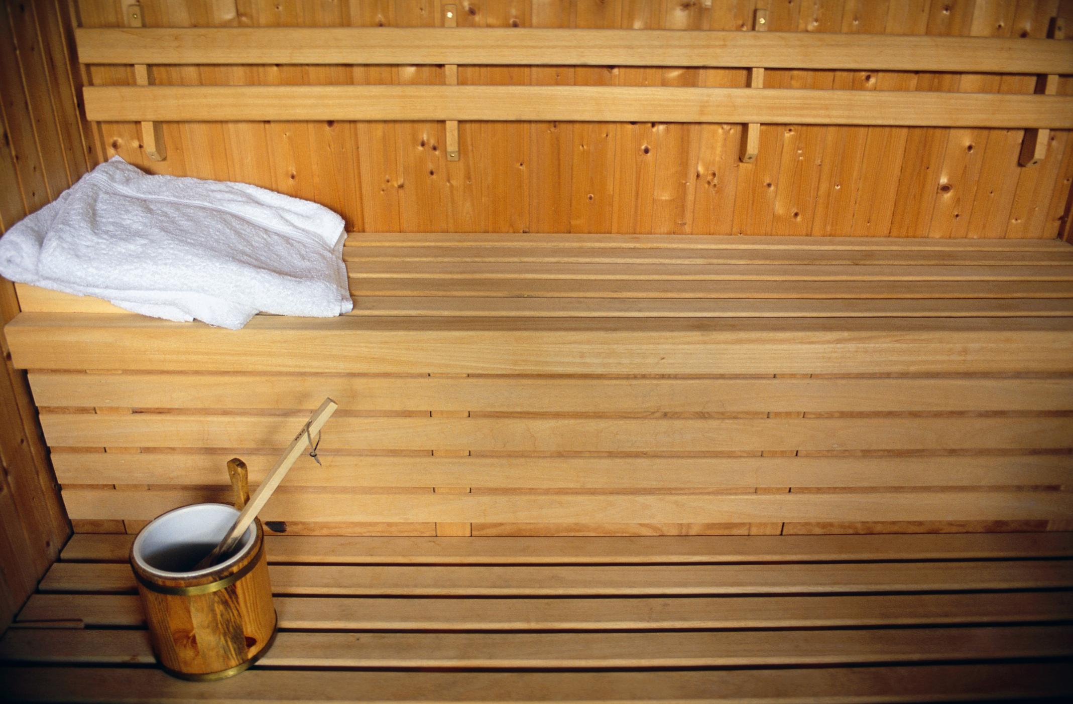 How To Turn A Bathroom Into A Sauna | LEAFtv