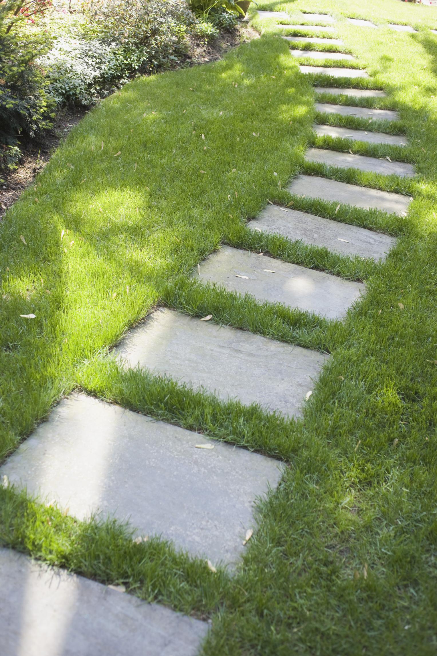 Baldosas De Hormigon Para Jardin. Great Interesting Camino Losas ...
