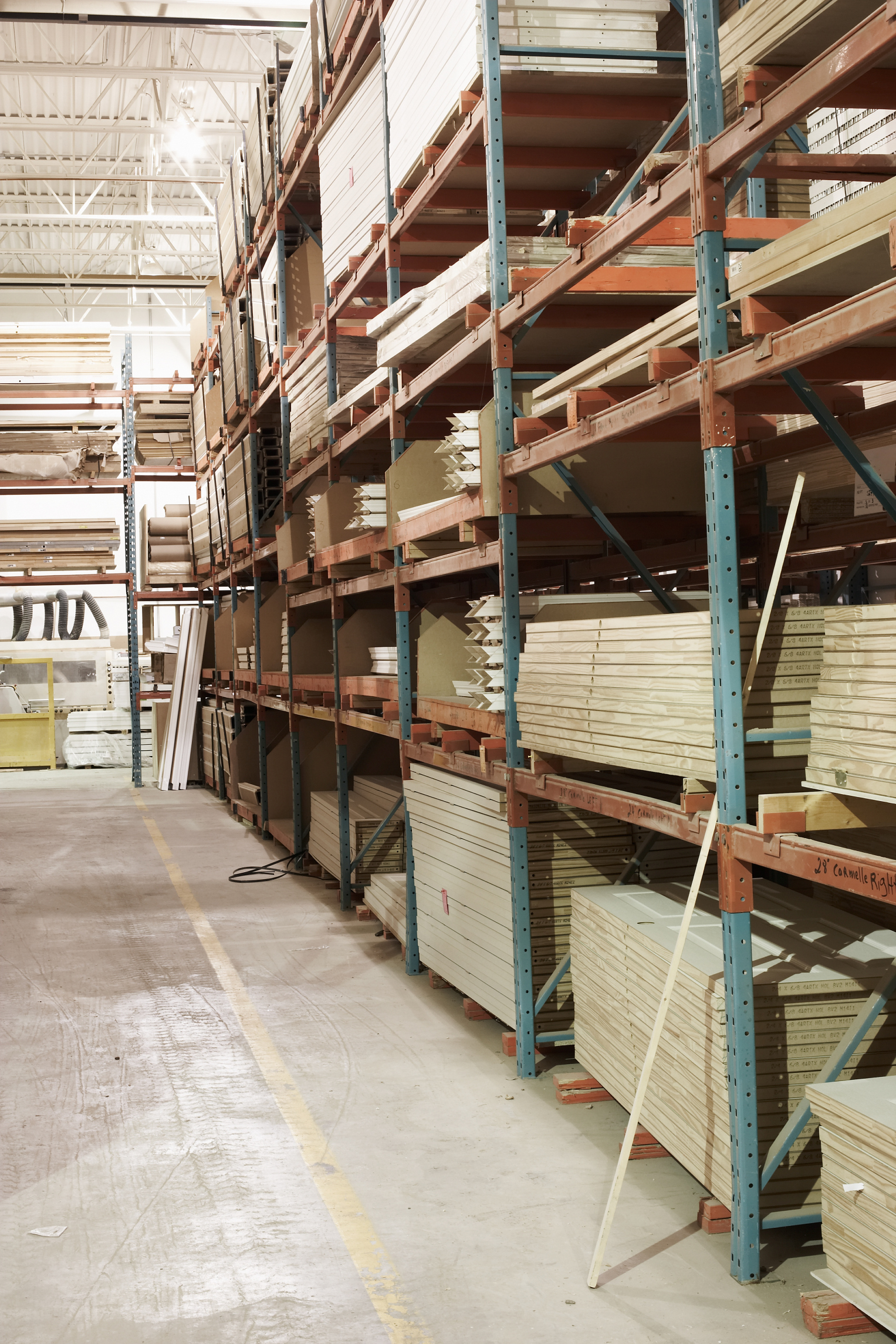 inventory warehouse