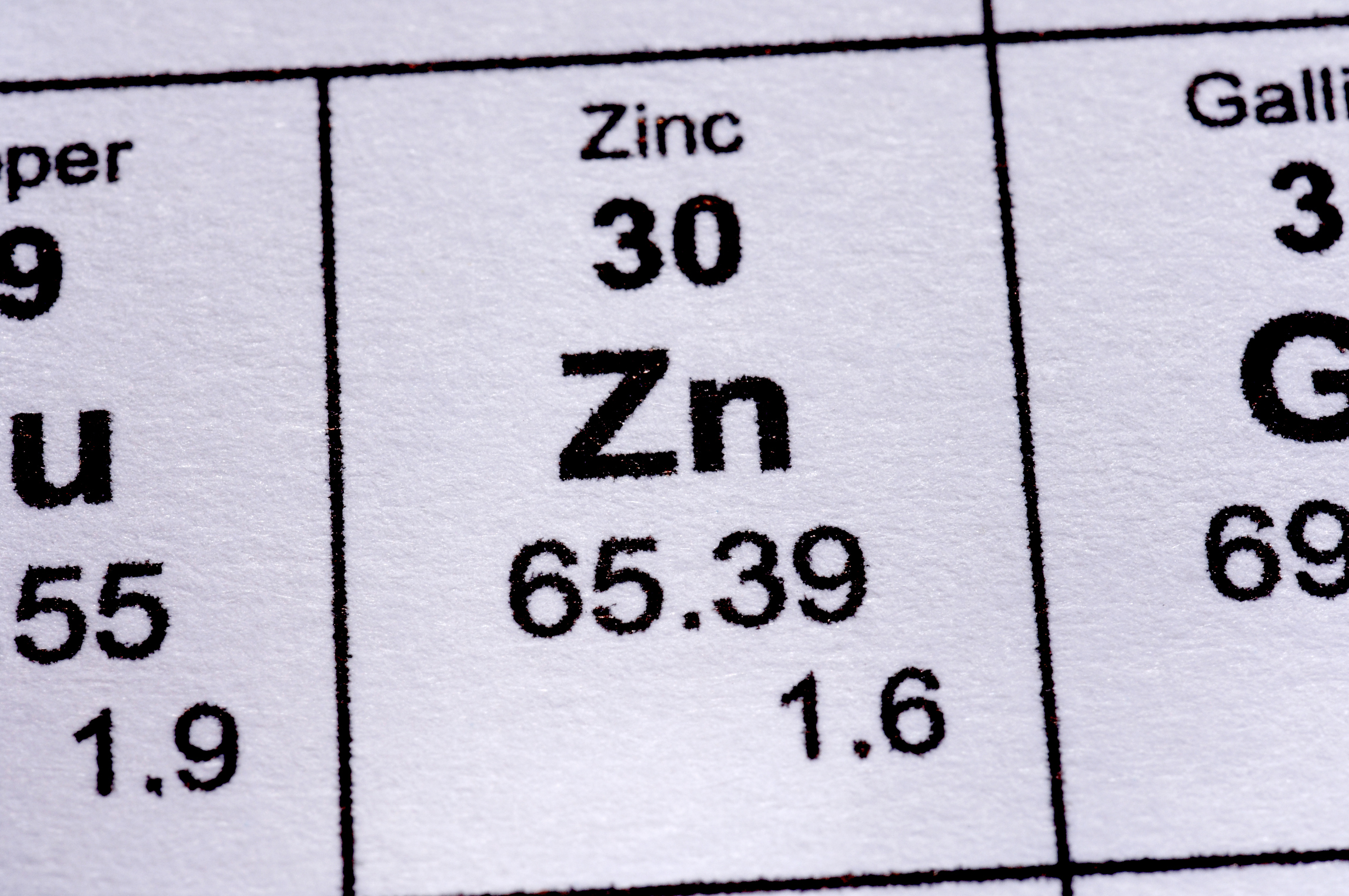 Tuna provides less than 10 percent of your daily requirement for zinc.