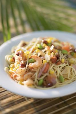 shrimp pasta meals everyday global post