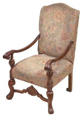 How To Identify Upholstered Vintage Antique Chairs
