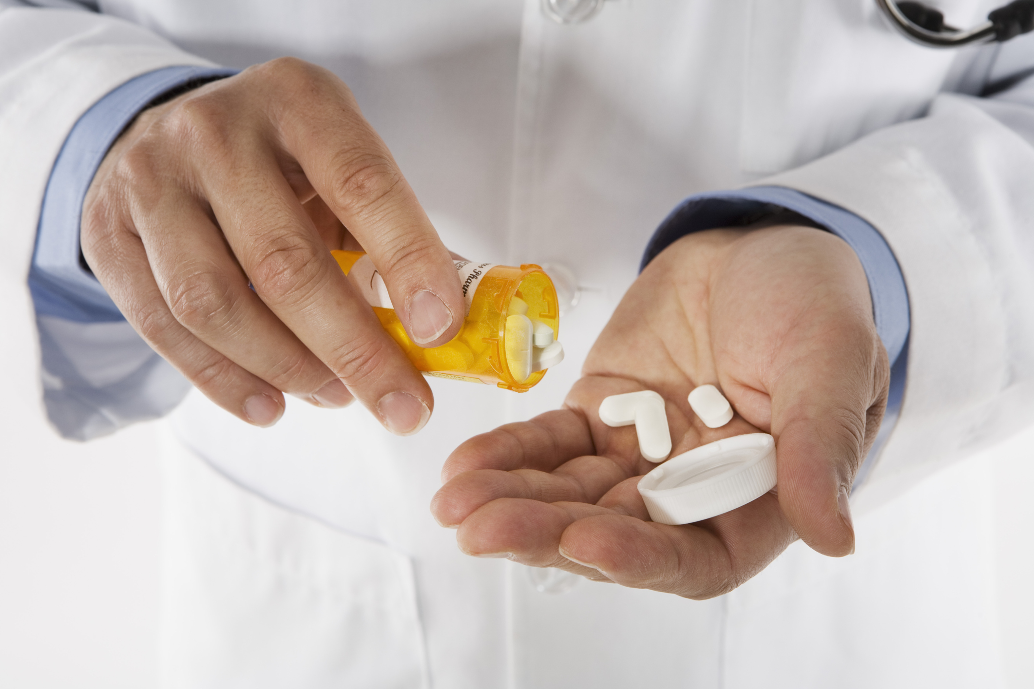 Your medication may deplete your vitamin D stores.